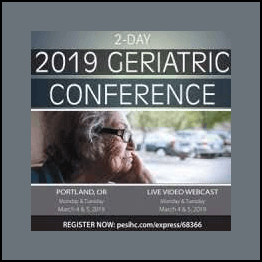 2-Day 2019 Geriatric Conference