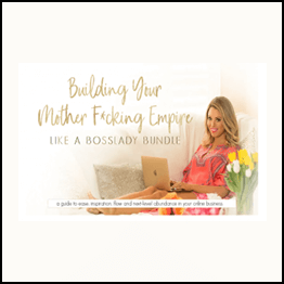 Amanda Frances - Building Your Mother F*cking Empire like a BossLady