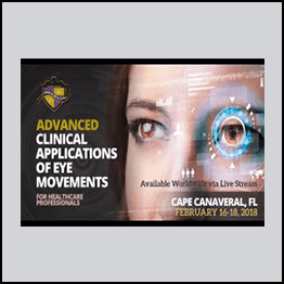 Carrick Institute – Clinical Applications Of Eye Movements Bundle On-Demand