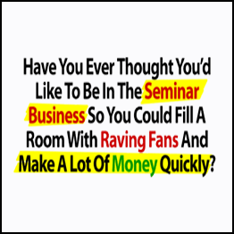 Dan Kennedy & Ron Promoters Bootcamp And Speaking Driven Business