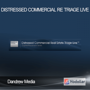 Dandrew Media – Distressed Commercial RE Triage Live