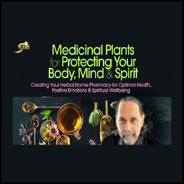 David Crow - Medicinal Plants For Protecting The Body Mind And Spirit