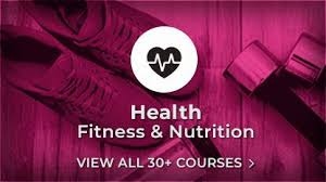 Great Courses Plus - Health, Fitness & Nutrition