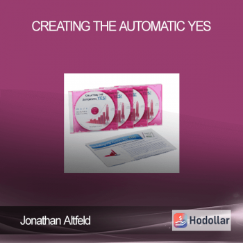 Jonathan Altfeld - Creating the Automatic Yes