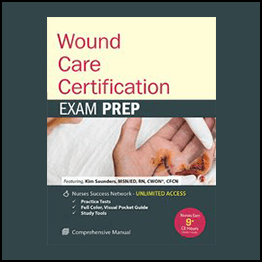 Kim Saunders – Wound Care Certification