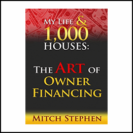 Mitch Stephen – The Art Of Creative Real Estate Investing 2020
