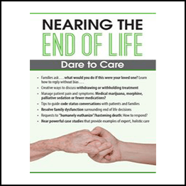 Nancy Joyner – Nearing The End Of Life Dare To Care