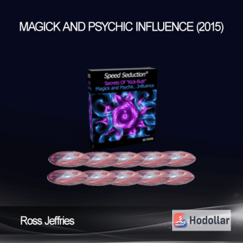 Ross Jeffries – Magick And Psychic Influence (2015)