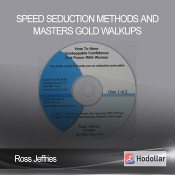 Ross Jeffries - Speed Seduction - Methods and Masters Gold Walkups