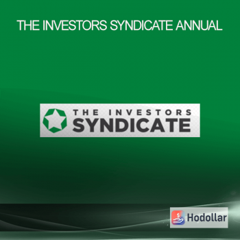 The Investors Syndicate - Annual