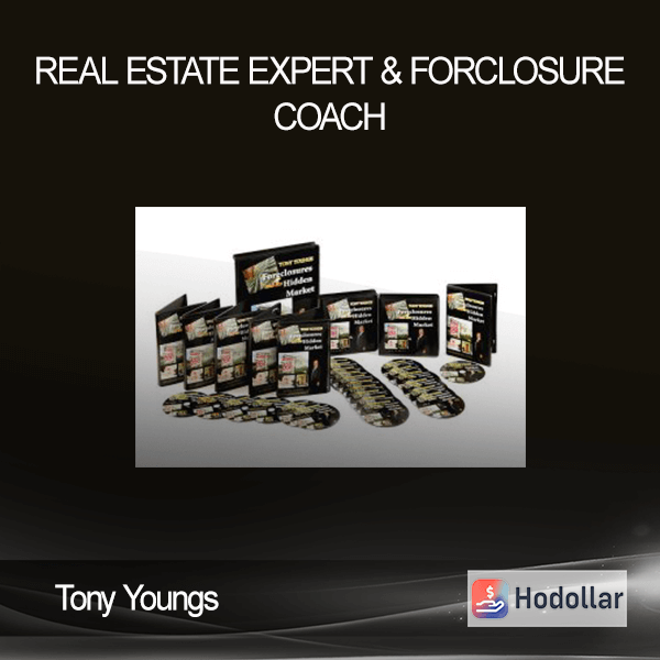 Tony Youngs – Real Estate Expert & Forclosure Coach