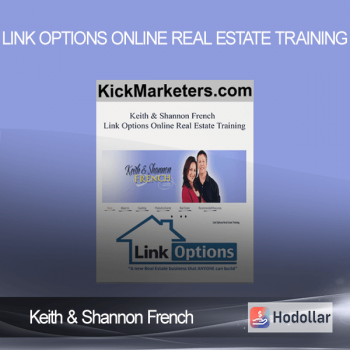 Keith & Shannon French – Link Options Online Real Estate Training