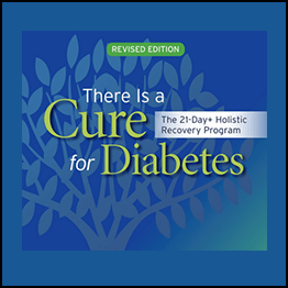 Gabriel Cousens - There Is A Cure For Diabetes