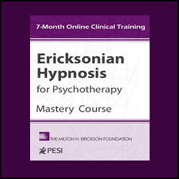 Jeffrey Zeig - Ericksonian Hypnosis for Psychotherapy Mastery Course