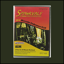 Spinervals - Competition 30.0 - Muscular Endurance PLUS