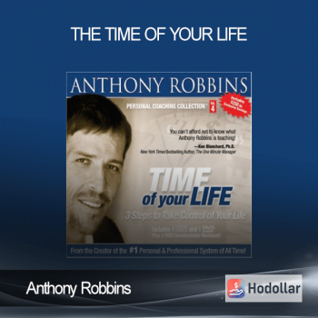 Anthony Robbins – The Time of your Life