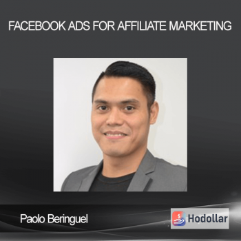Paolo Beringuel - Facebook Ads For Affiliate Marketing