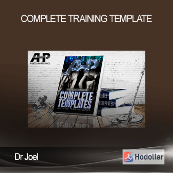 Dr Joel - Complete Training Template