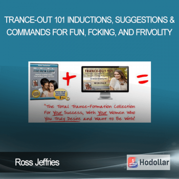 Ross Jeffries - Trance-Out 101: Inductions