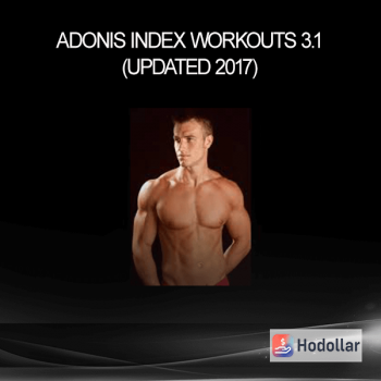 Adonis Index Workouts 3.1 (updated 2017)