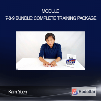 Kam Yuen - Speciality Course 1-3 Bundle: Complete Speciality Training Package