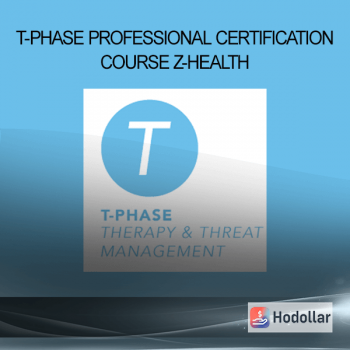 T-Phase Professional Certification Course - Z-Health