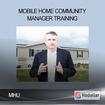 MHU – Mobile Home Community Manager Training