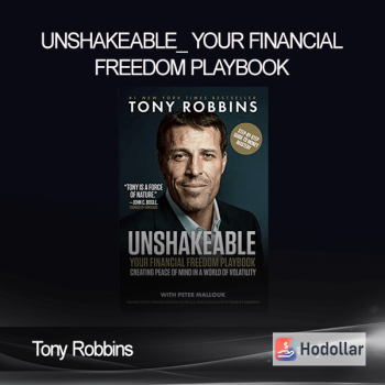 Tony Robbins - Unshakeable_ Your Financial Freedom Playbook