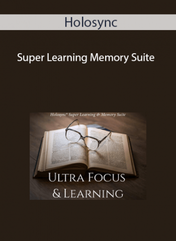 Holosync - Super Learning Memory Suite