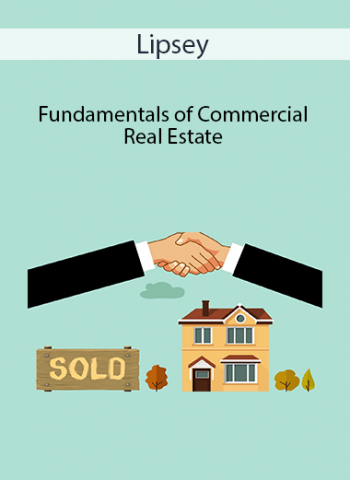 Lipsey - Fundamentals of Commercial Real Estate