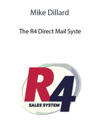 Mike Cooch - The R4 Direct Mail Syste