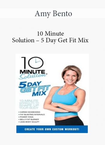 Amy Bento - 10 Minute Solution - 5 Day Get Fit Mix