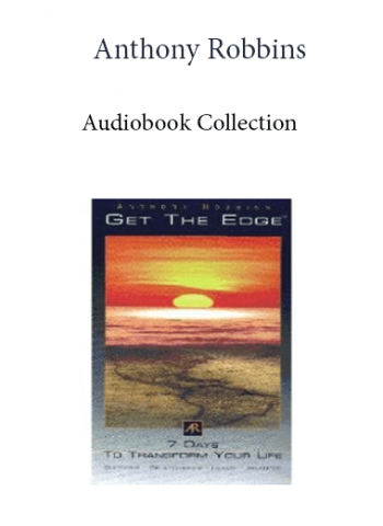 Anthony Robbins - Audiobook Collection