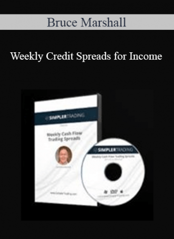 Bruce Marshall - Weekly Credit Spreads for Income