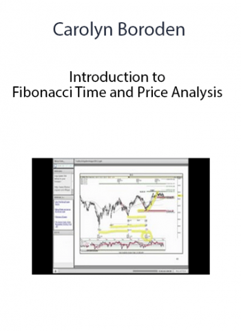 Carolyn Boroden - Introduction to Fibonacci Time and Price Analysis