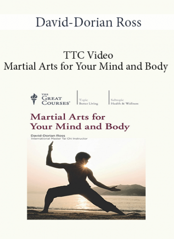 David-Dorian Ross - TTC Video - Martial Arts for Your Mind and Body