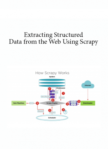 Extracting Structured Data - the Web Using Scrapy