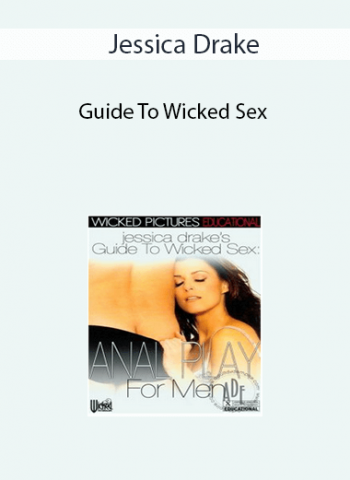 Jessica Drake - Guide To Wicked Sex: Anal Play For Men 1080p