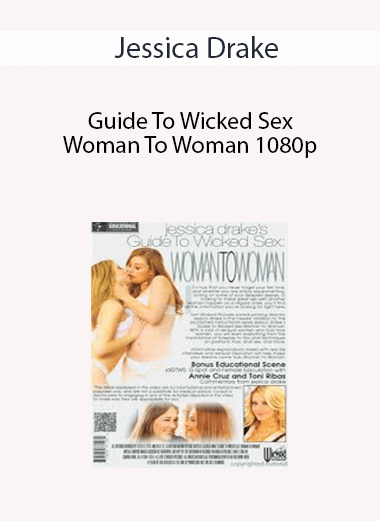 Jessica Drake - Guide To Wicked Sex Woman To Woman 1080p