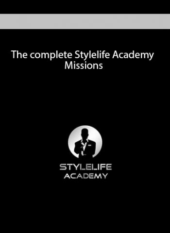 Stylelife Academy - The complete Stylelife Academy Missions