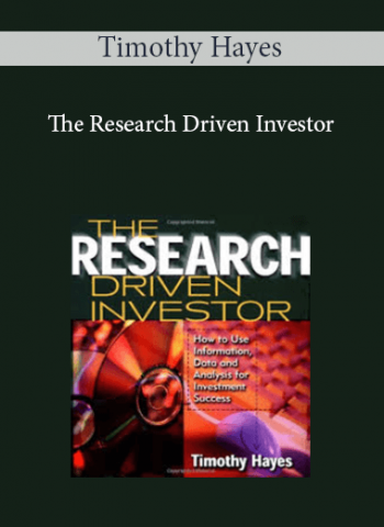 Timothy Hayes - The Research Driven Investor